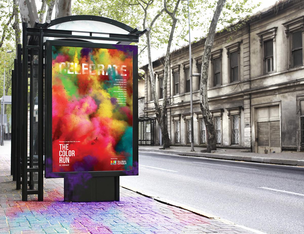 رنگ در تبلیغات