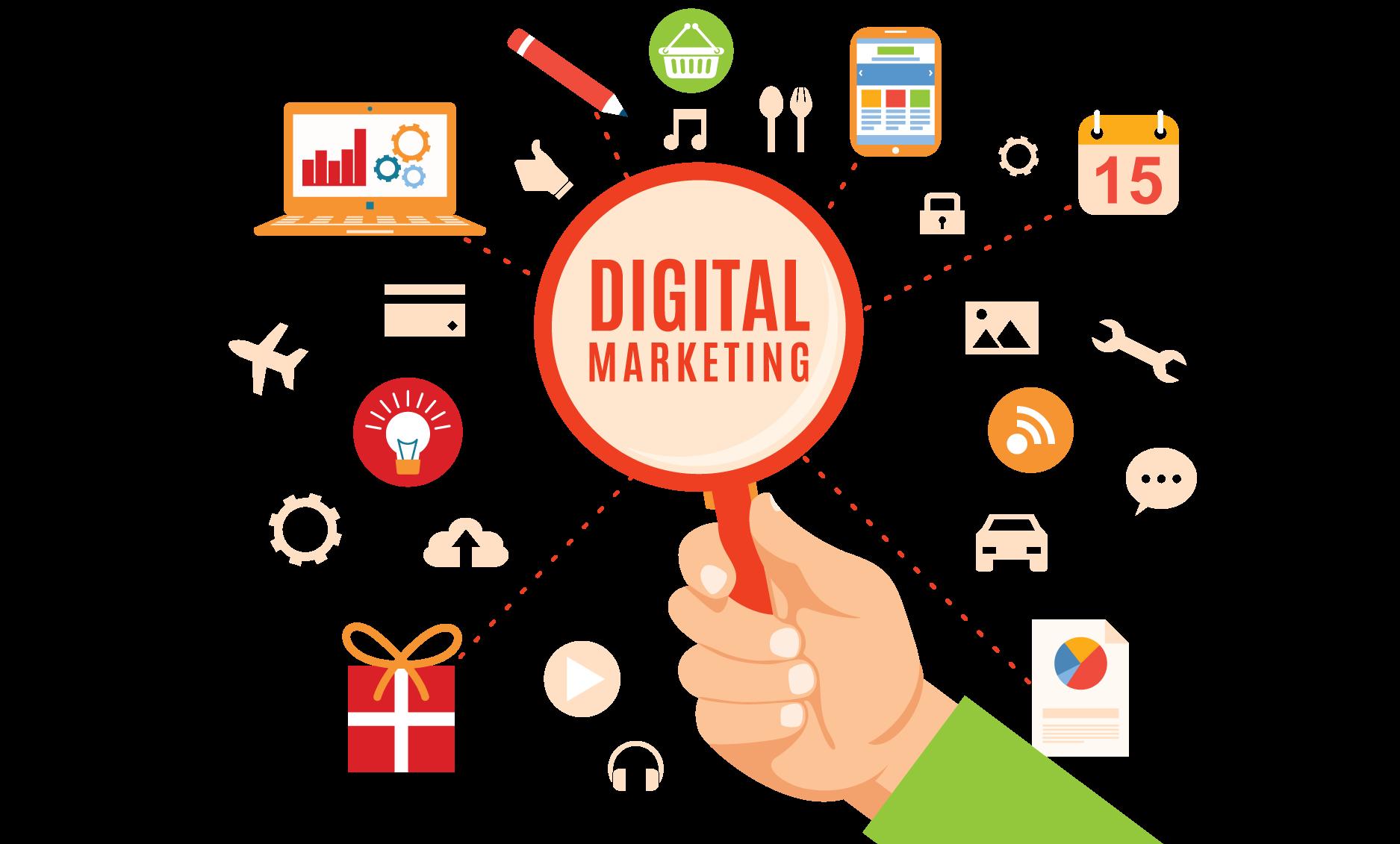 دیجیتال مارکتینگ و بازاریابی
