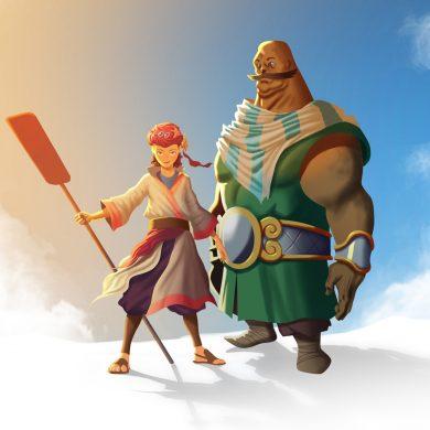 طراحی کاراکتر |طراحی گرافیک | انیمیشن | شرکت تبلیغاتی ویرا ورنا