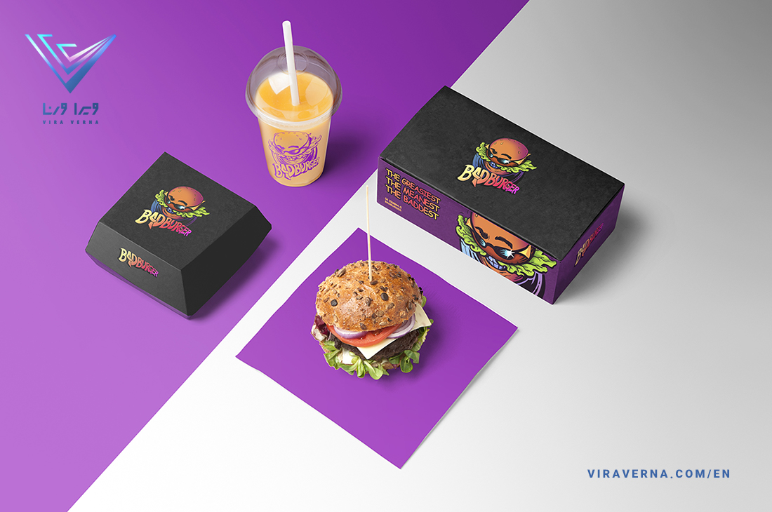 Packaging and mock up design